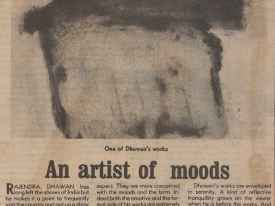pressclipping/1990s/Rajendra Dhawan An artist of moods,1993,july.jpg
